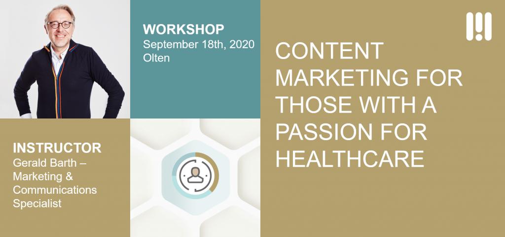 MB Workshop Content Marketing